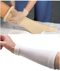 Orthopaedic Tubular Bandage 7.5 cm wide (cut from roll)