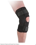 Neoprene Wraparound Hinged Knee Support -Ossur