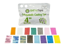 OrthoTape Fibreglass Casting Tape 10 cm (1 Roll)