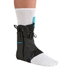 Form Fit Ankle Support Brace - OSSUR